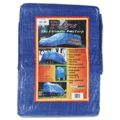Anchor Brand® Multiple Use Tarpaulin, Polyethylene, 16 ft x 20 ft, Blue