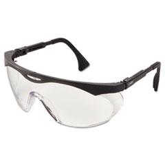 Honeywell Uvex™ Skyper Safety Spectacles, Black Frame