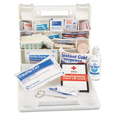 Impact® First Aid Kit for 50 People, 194-Pieces, Plastic Case