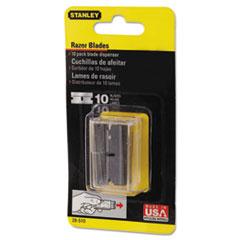 Stanley Tools® Single Edge Razor Blade
