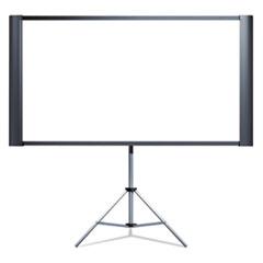 "Epson® Duet Ultra Portable Projection Screen, 80"" Widescreen"