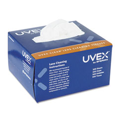 Honeywell Uvex™ Clear® Lens Cleaning Moistened Towelettes Thumbnail