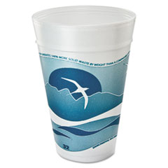 Dart® Horizon® Hot/Cold Foam Drinking Cups