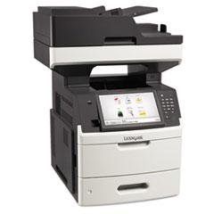 Lexmark™ MX711dhe Multifunction Laser Printer, Copy/Fax/Print/Scan