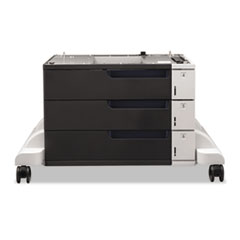 Three-Tray Sheet Feeder and Stand for LaserJet 700 Series