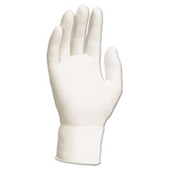 Kimtech™ G5 Nitrile Gloves, Powder-Free, 305 mm Length, Small, White, 100/Pack