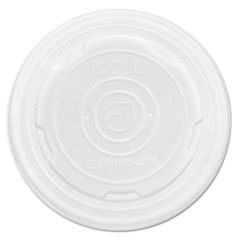 Eco-Products® World Art™ PLA-Laminated Soup Container Lids
