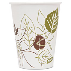 Dixie® Pathways Polycoated Paper Cold Cups, 9oz, 2400/Carton