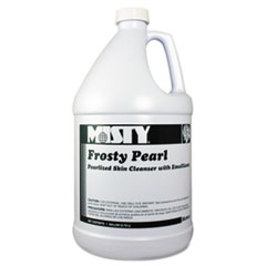 Misty® Frosty Pearl Soap Moisturizer, Frosty Pearl, Bouquet Scent, 1 Gal Bottle