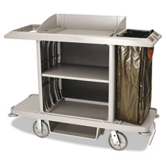 Rubbermaid® Commercial Housekeeping Cart Thumbnail