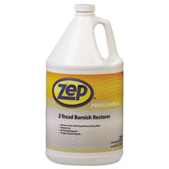Zep Professional® Z-Tread Burnish Restorer, Neutral, 1gal Bottle