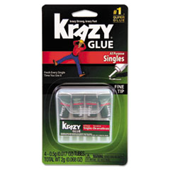 Krazy Glue® Single-Use Tubes Thumbnail