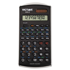 Victor® 930-2 Scientific Calculator, 10-Digit LCD