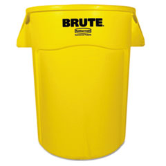 Rubbermaid® Commercial Brute Vented Trash Receptacle