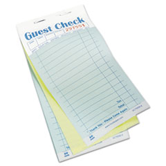 Royal Guest Check Book Thumbnail