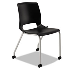 HON® Motivate® Four-Leg Stacking Chair Thumbnail