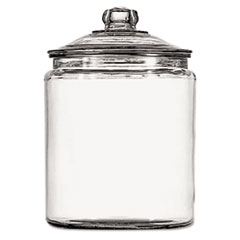 Anchor® Heritage Hill Glass Jar with Lid Thumbnail