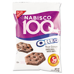 Nabisco® 100 Calorie Packs Oreo Cookies, 6/Box