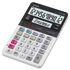 Casio® JV220 Dual Display Desktop Calculator, 12-Digit LCD