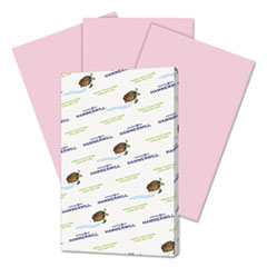 Hammermill® Recycled Colored Paper, 20lb, 11 x 17, Lilac, 500 Sheets/Ream