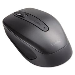 SureTrack Bluetooth Mouse, 3 Button, Black
