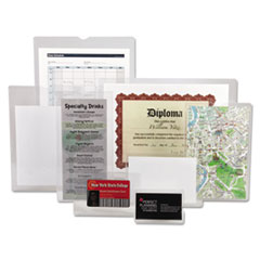 Oxford™ Utili-Jac™ Heavy-Duty Clear Envelope Thumbnail