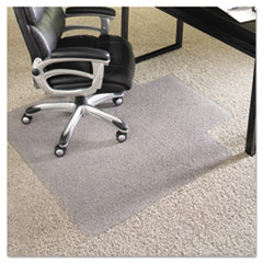ES Robbins® EverLife® Intensive Use Chair Mat for High to Extra-High Pile Carpet Thumbnail