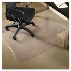 ES Robbins® EverLife® All Day Support Chair Mat For Medium Pile Carpet