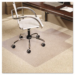 ES Robbins® EverLife® Moderate Use Chair Mat for Low Pile Carpet