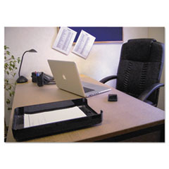 Floortex® Desktex Polycarbonate Anti-Slip Desk Pad Thumbnail