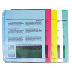C-Line® Colored Sheet Protector Thumbnail