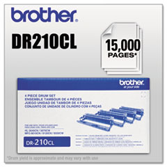 Brother DR210CL Drum Unit