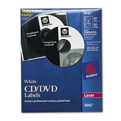 Avery® CD Labels