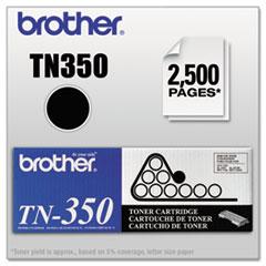 Brother TN350 Toner Cartridge