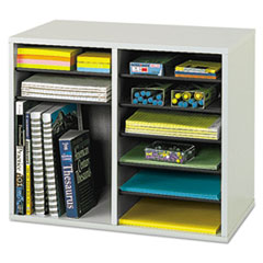 Safco® Wood Adjustable Organizer Thumbnail