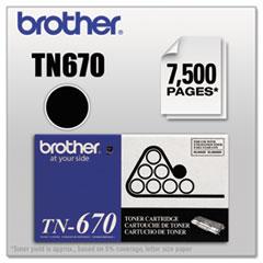 Brother TN670 Toner Cartridge