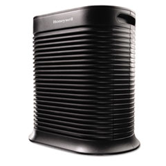 Honeywell True HEPA Air Purifier, 465 sq ft Room Capacity, Black