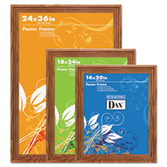 DAX® Traditional Stepped Profile Poster Frame Thumbnail