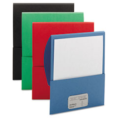 Smead® Organized Up® Stackit® Folder in Textured Stock Thumbnail