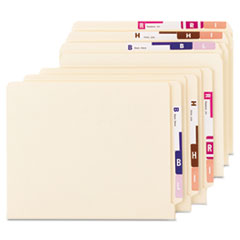 Smead® AlphaZ® Color-Coded Labels Starter Set Thumbnail