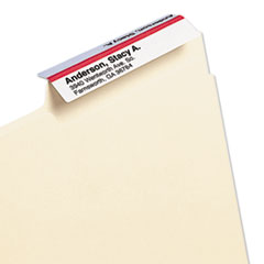 Smead® Viewables® Hanging Folder Tabs and Labels