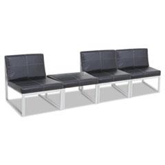 Alera® Ispara Series Armless Chair Thumbnail