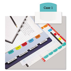 Redi-Tag® Laser and Inkjet Printable Index Tabs