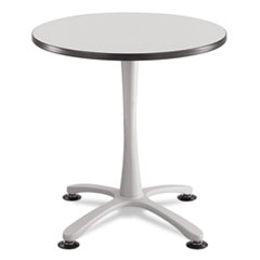 Safco® Cha-Cha™ Sitting Height Table Base Thumbnail