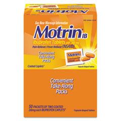 Motrin® IB Ibuprofen Tablets Thumbnail