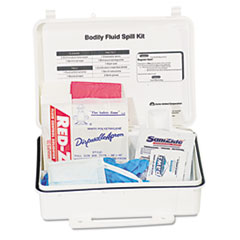 PhysiciansCare® by First Aid Only® Personal Protection Bodily Fluid Clean-Up Kit Thumbnail