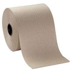 Georgia Pacific® Professional Hardwound Roll Paper Towels, 7 4/5 x 1000ft, Brown, 6 Rolls/Carton