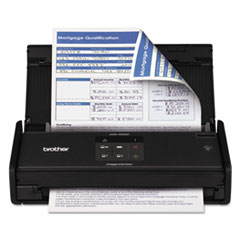 Brother ImageCenter™ ADS-1000W Wireless Compact Color Desktop Scanner Thumbnail