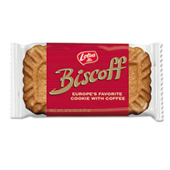 Biscoff Cookies, Caramel, 0.22 oz, 100/Box
