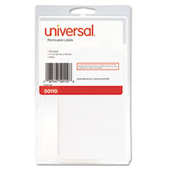 Universal® Self-Adhesive Removable ID Labels Thumbnail